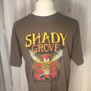 👔 Vintage M Austin Tx Graphic T Shirt SHADY GROVE